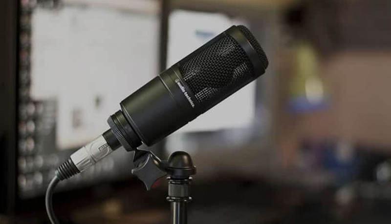 Recording Sound Quality Audio Technica AT2020 vs Blue Yeti