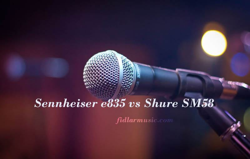 Sennheiser e835 vs Shure SM58 2021 Best Reviews
