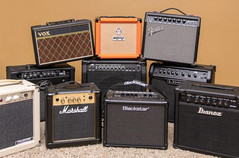 Tone Difference Between Guitar And Keyboard Amplifiers