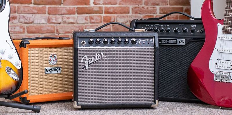 What Are Guitar Amps