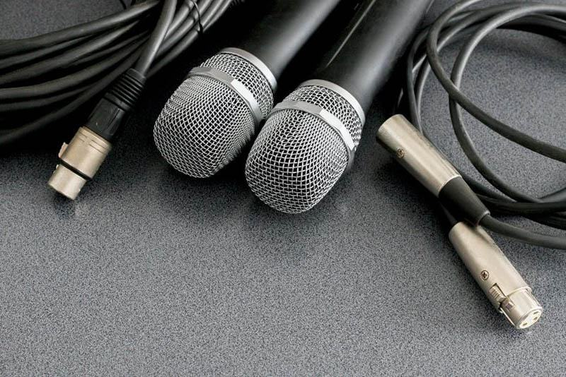 XLR Microphones