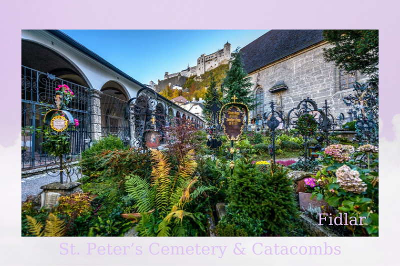 St. Peter's Cemetery & Catacombs