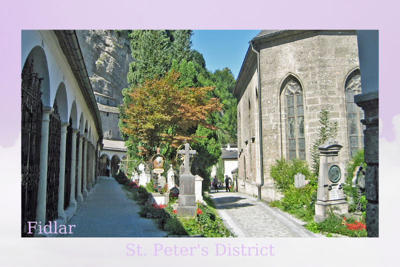 St. Peter's District