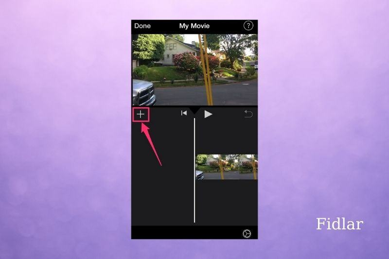 How to add background music to iMovie