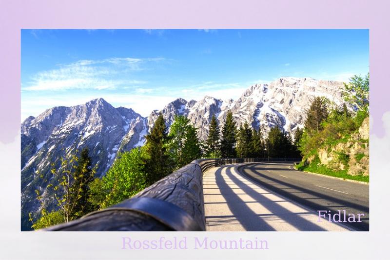 Rossfeld Mountain