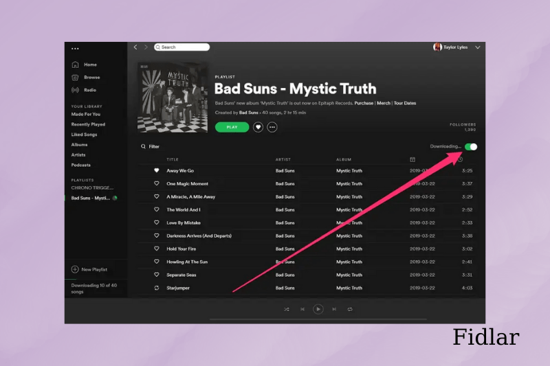 How to get Spotify music on your computer
