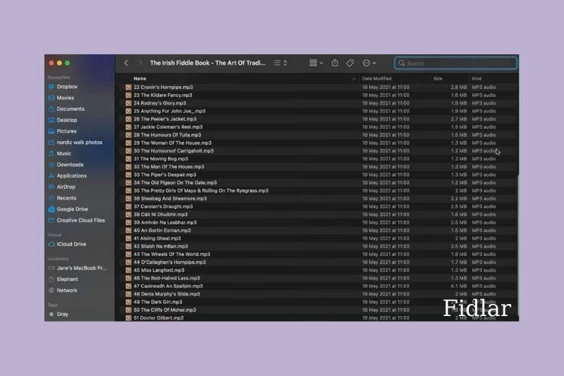How to upload local files to Spotify on a computer