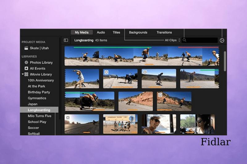 Adding Spotify tracks to iMovie for Mac