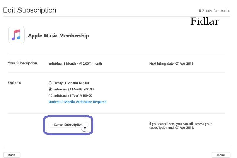 How to cancel Apple Music subscriptions on iTunes