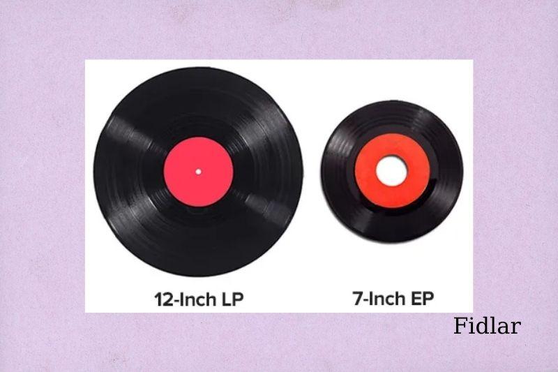 Single vs. EP vs. LP