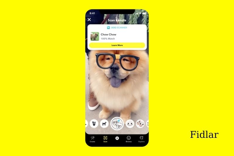 What is the Sound Feature in Snapchat?