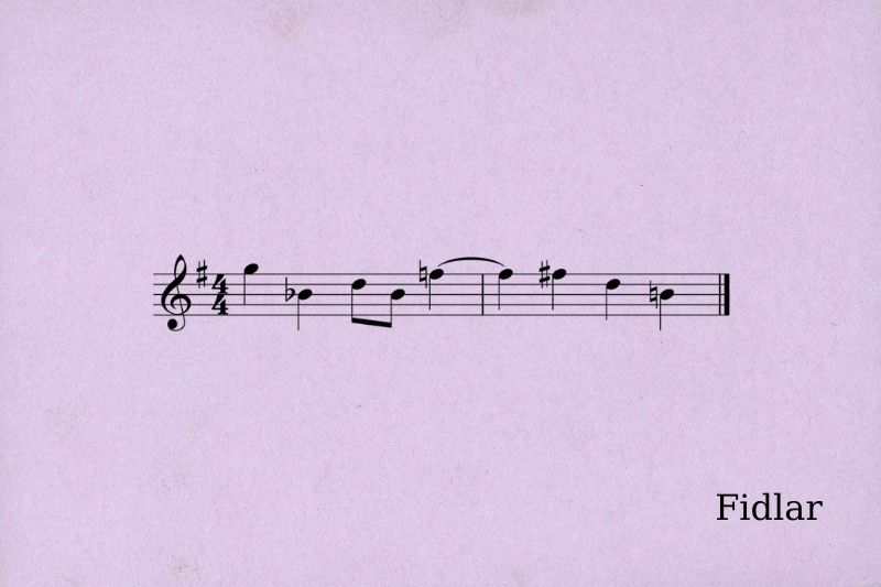 Accidentals using tied notes (1)