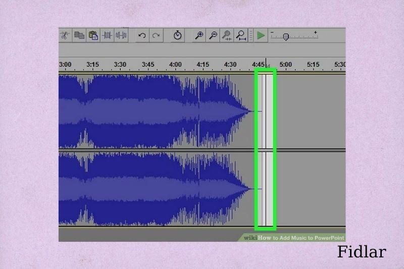Adding Multiple Songs-Step 7