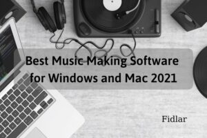 Best Music Making Software for Windows and Mac 2021