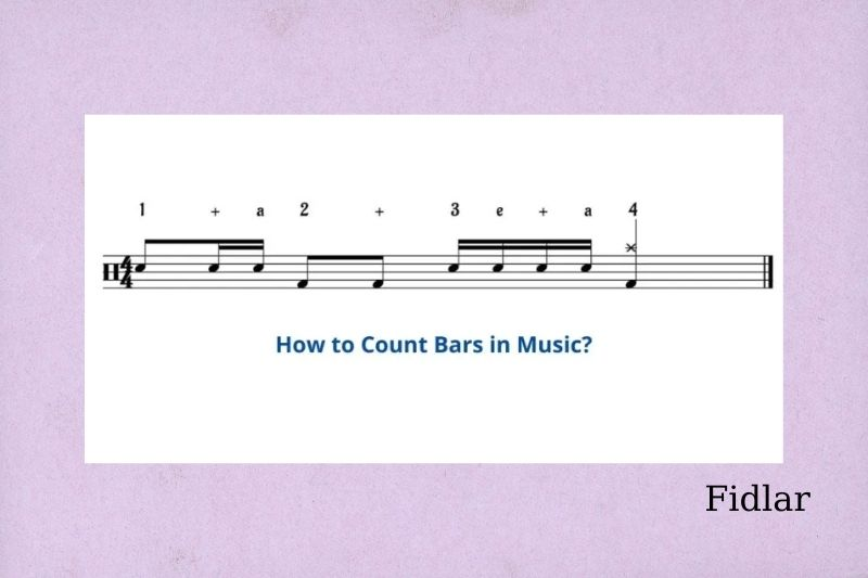 How to count bars
