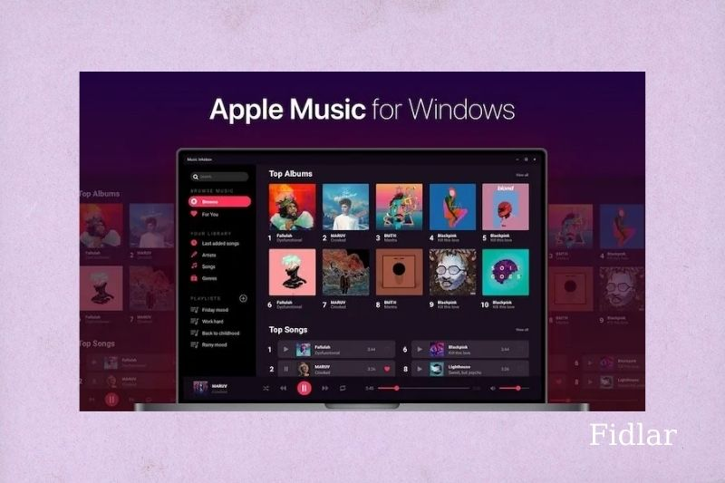 How to disable iCloud Music Library on a PC